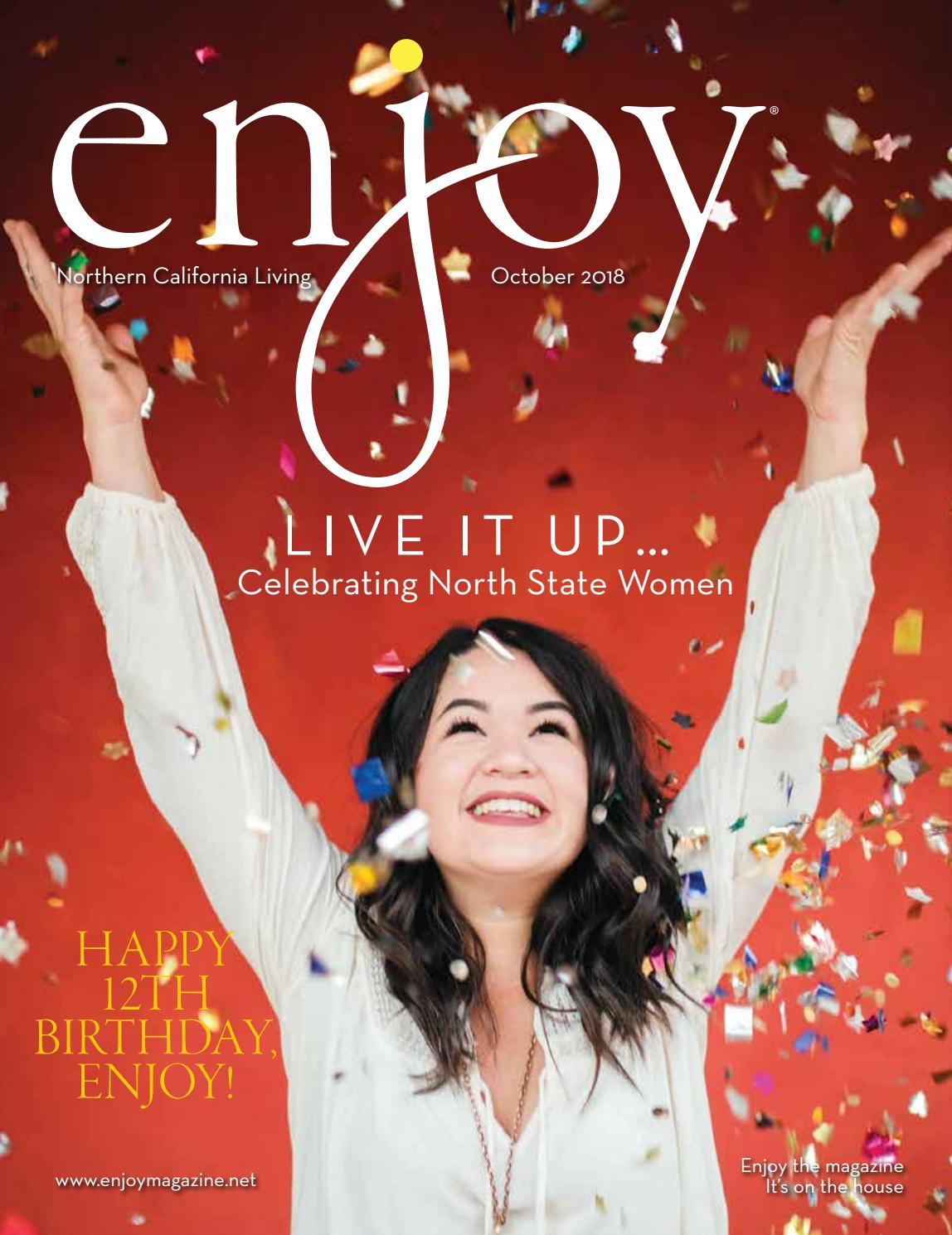 14ddb0171 Enjoy Magazine  Northern California Living—October 2018 by Enjoy Magazine -  issuu