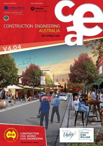 Construction Engineering Australia V4 04 September 2018 by EPC Media