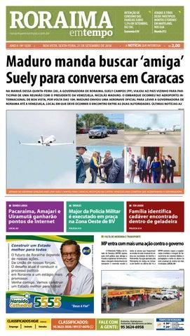 Jornal Roraima em tempo – edição 1039 by RoraimaEmTempo - issuu d7b34d992d