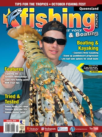 4523cd0d782 Queensland Fishing Monthly October 2018 by Fishing Monthly - issuu