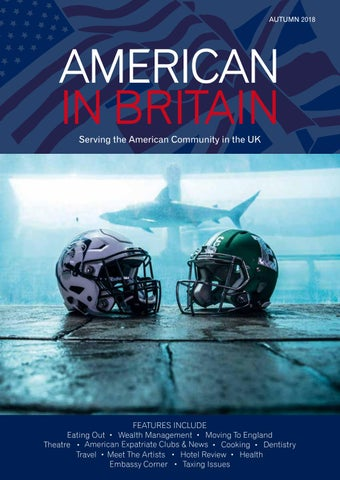American in Britain Spring 2017 by American in Britain magazine and