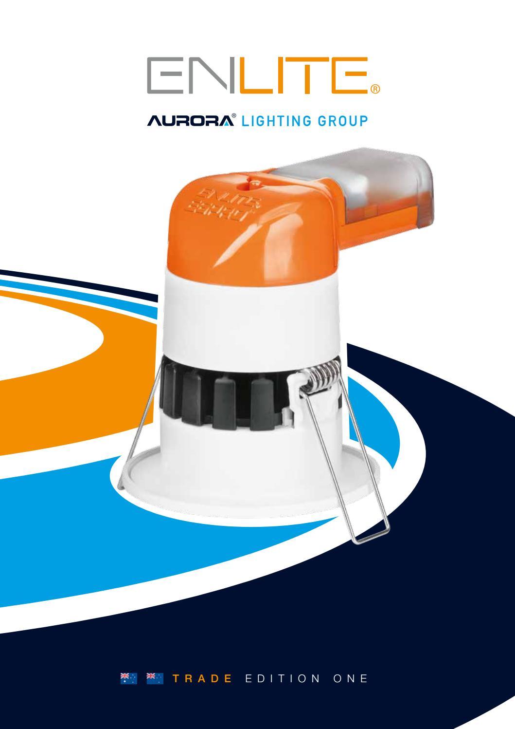 Enlite Trade Edition One - Australia by Aurora Lighting - issuu