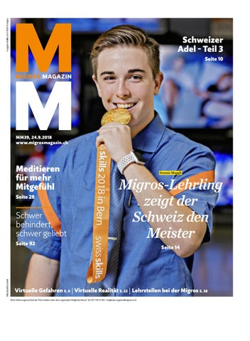 8b1ce4e1af3713 Migros-Magazin-39-2018-d-VS by Migros-Genossenschafts-Bund - issuu