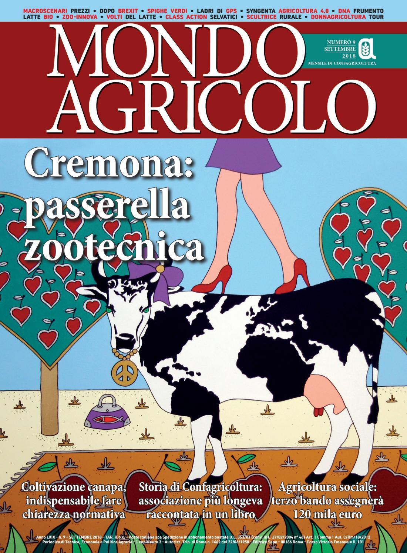 Mondo Agricolo n. 9 (2018) by Confagricoltura - issuu 8de4339cf981