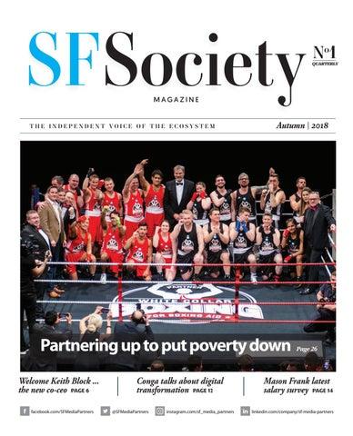 SF Society Magazine (Winter '18) by SF Society Magazine - issuu