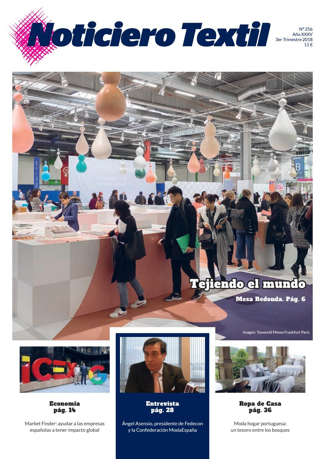 Noticiero 256 Ediciones Astoria Textil By Issuu bfg76y