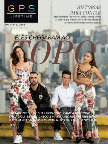 521e978907d8 Revista GPS Brasilia 20 by GPS | Lifetime - issuu