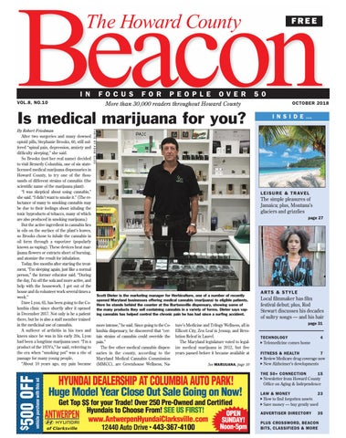 October 2018   Howard County Beacon by The Beacon Newspapers - issuu 4ea33cef1a5
