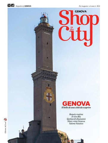 ShopintheCity Genova settembre 2018 by ShopintheCity - issuu aaab978eebae