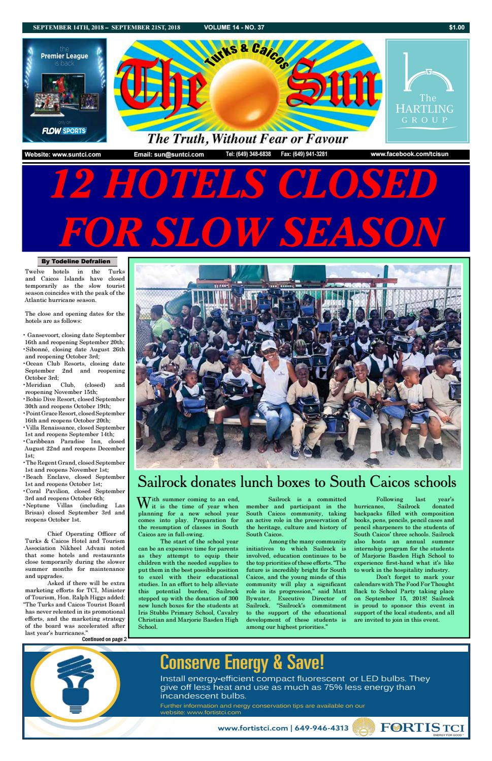 VOLUME 14 ISSUE 37 by The SUN Newspaper - issuu