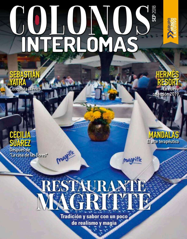 272ae2ed7f26f Colonos Interlomas Septiembre 2018 by Grupo Internacional Editorial - issuu