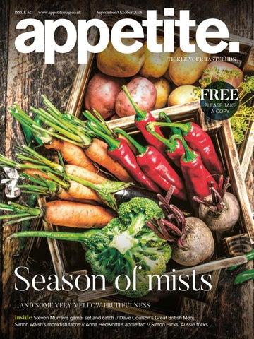 Appetite #52 – September/October 2018 by Offstone Publishing