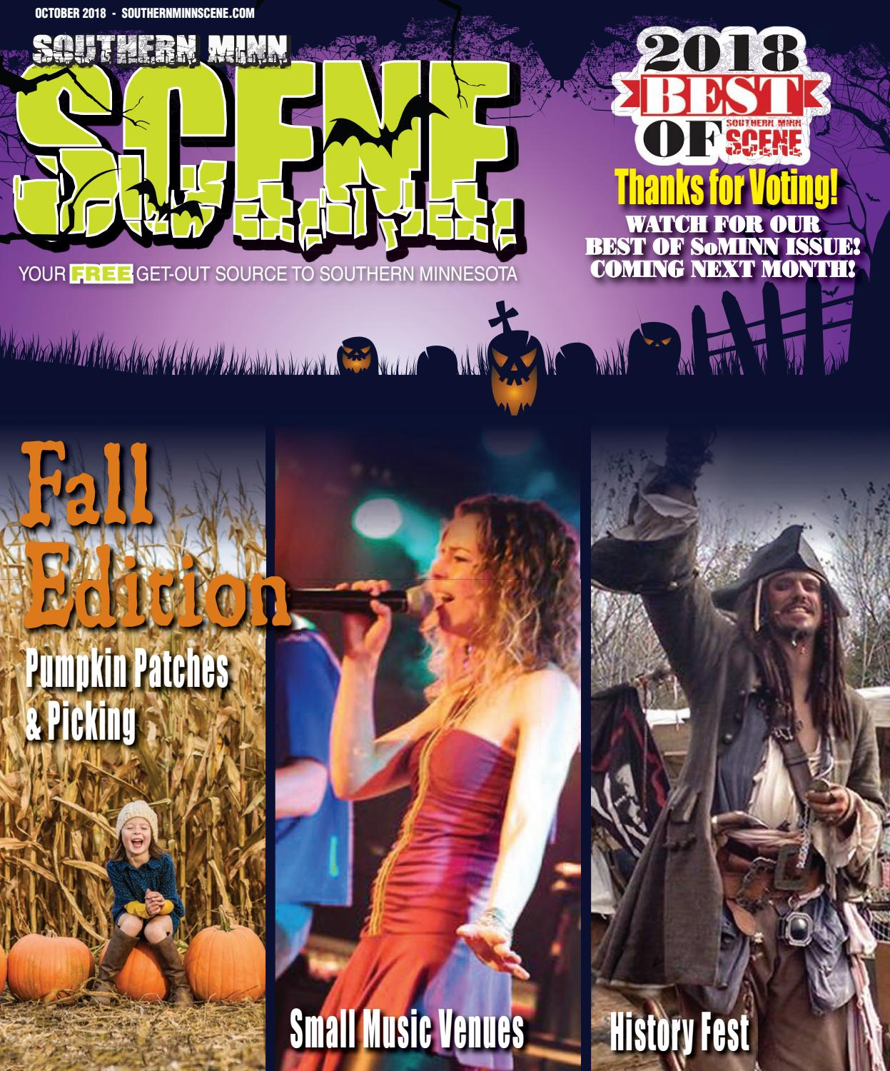 Scene October 2018 By Kate Noet Issuu Huzaah You Now Have A Backyard With Super Cool Party Vibes