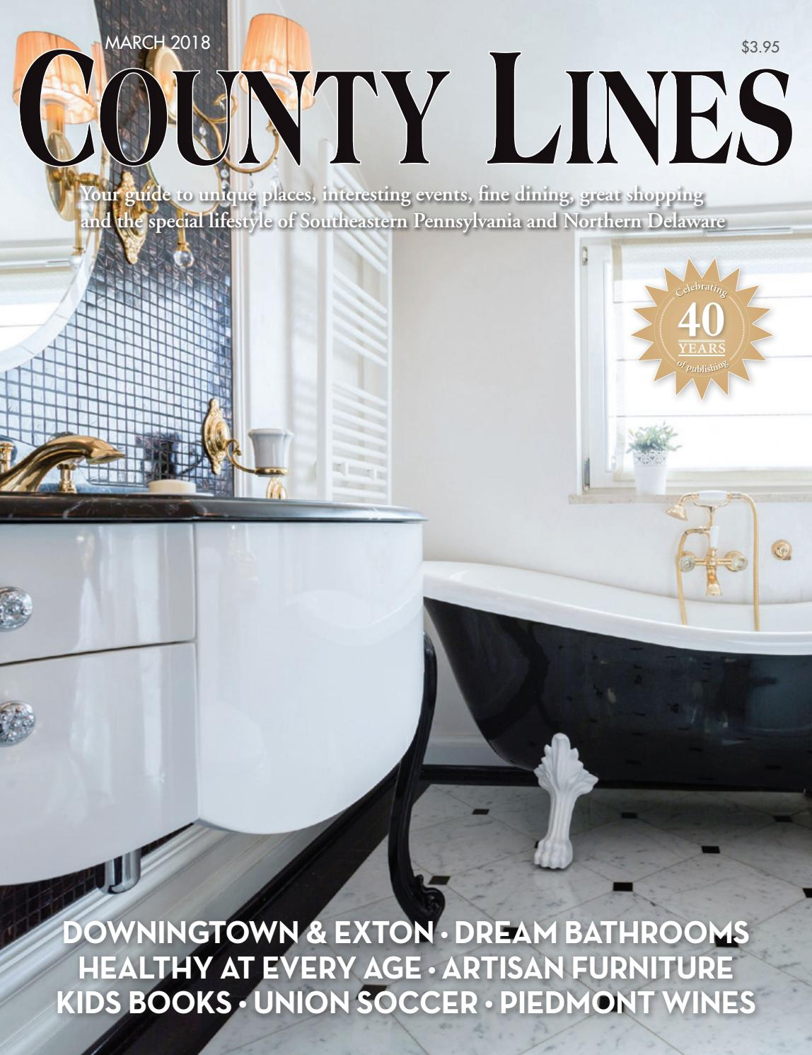 County Lines Magazine - Mar 18 by County Lines Magazine - issuu