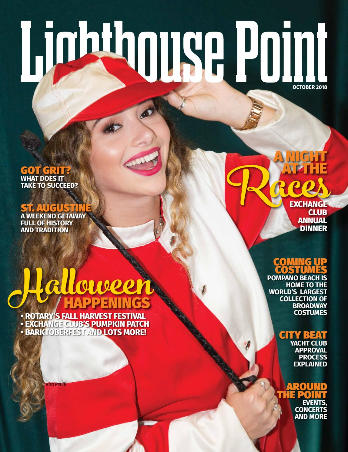 Lighthouse Point Magazine October 2018 by Point! Publishing - issuu af11eae7b