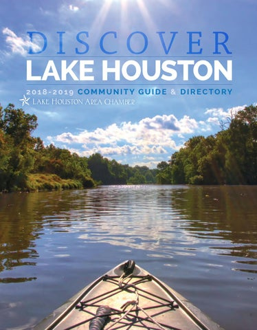 Lake Houston Area Community Guide Directory 2018 2019 By Lake
