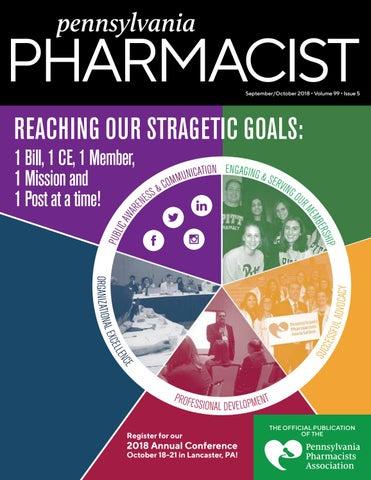 Pennsylvania Pharmacist September/October 2018 by Graphtech