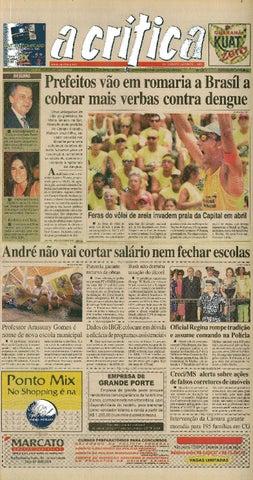 cb97d17d6a Jornal A Critica - Edição 1321- 11 03 2007 by JORNAL A CRITICA - issuu