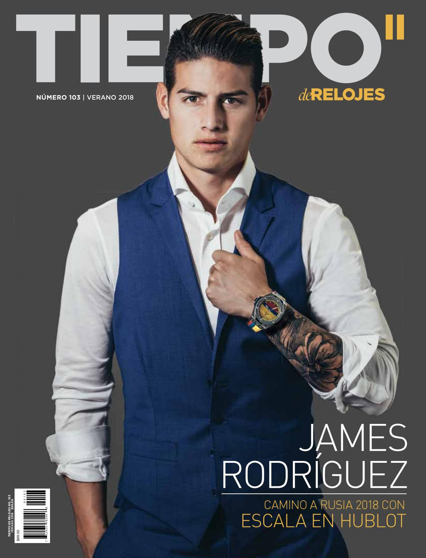 competitive price 61f16 06d43 TR 103 - Verano 2018 by tiempoderelojes - issuu
