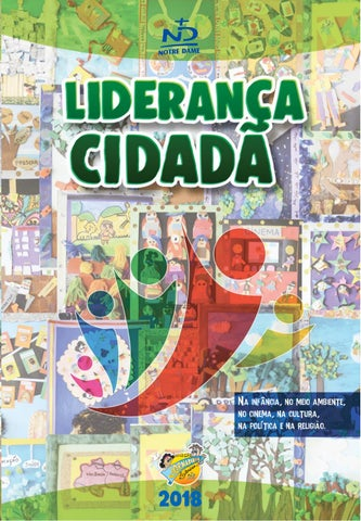 2c8dc6f8c8a Liderança Cidadã by Colégio Notre Dame Ipanema - issuu