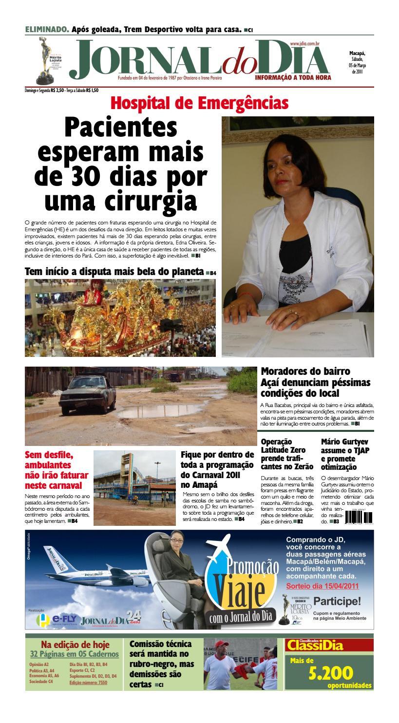 Jornal do Dia nº 7550 by Portal Academia do Samba - issuu 5d6a2ae6a10