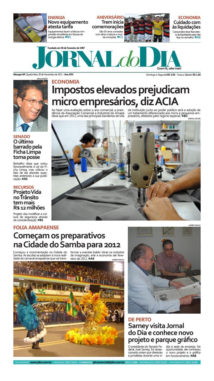 Jornal do Dia nº 7786 by Portal Academia do Samba - issuu 802bb13dbd0c8