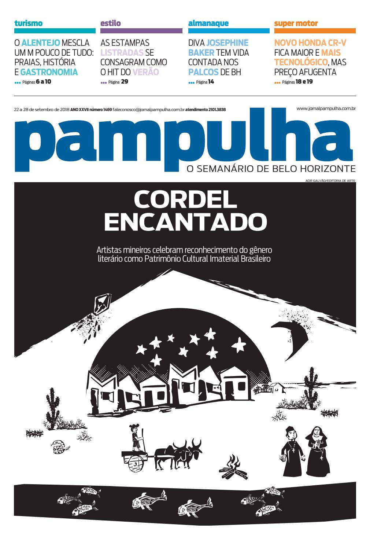 54d8d000053 Pampulha - 22 a 28 de setembro de 2018 by Tecnologia Sempre Editora - issuu
