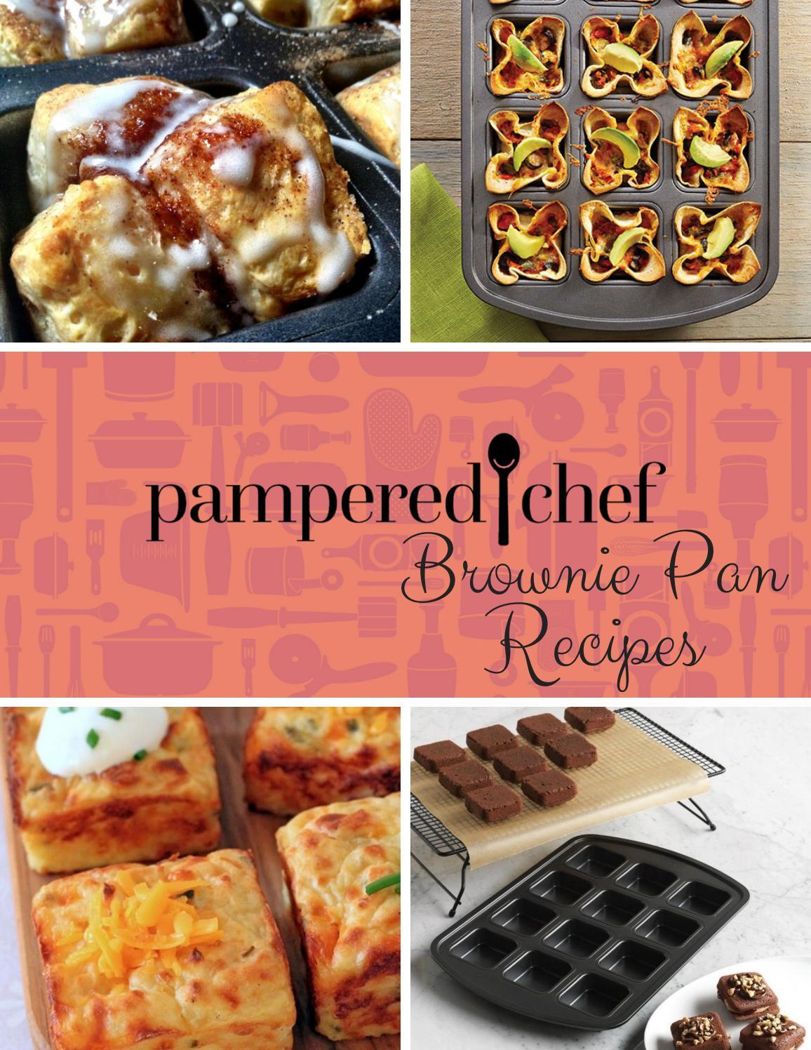 Brownie Pan Recipe Collection by Jana Lynn - issuu