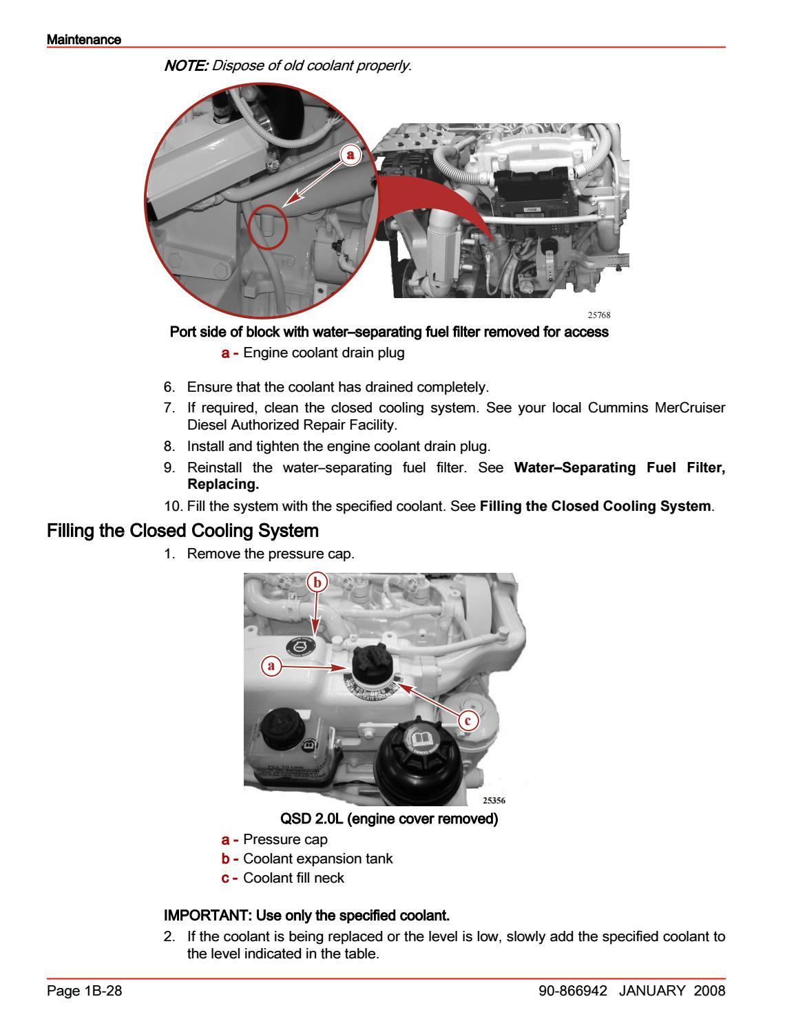 6 7 cummin fuel filter