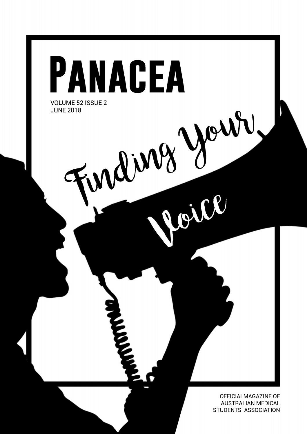 Executive Function Not Panacea For >> Panacea Volume 52 Issue 2 By The Australian Medical Students