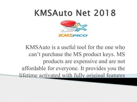 kmsauto net 2018