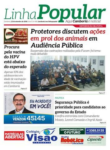 843636ccb Linha Popular 483 by Jornal Linha Popular (Camboriú-SC) - issuu