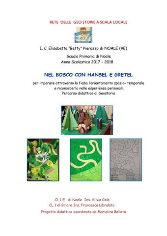 Nel Bosco Con Hansel E Gretel By Retegeostorie It Issuu