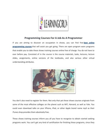 free online courses with certificates   online classes   learning ...