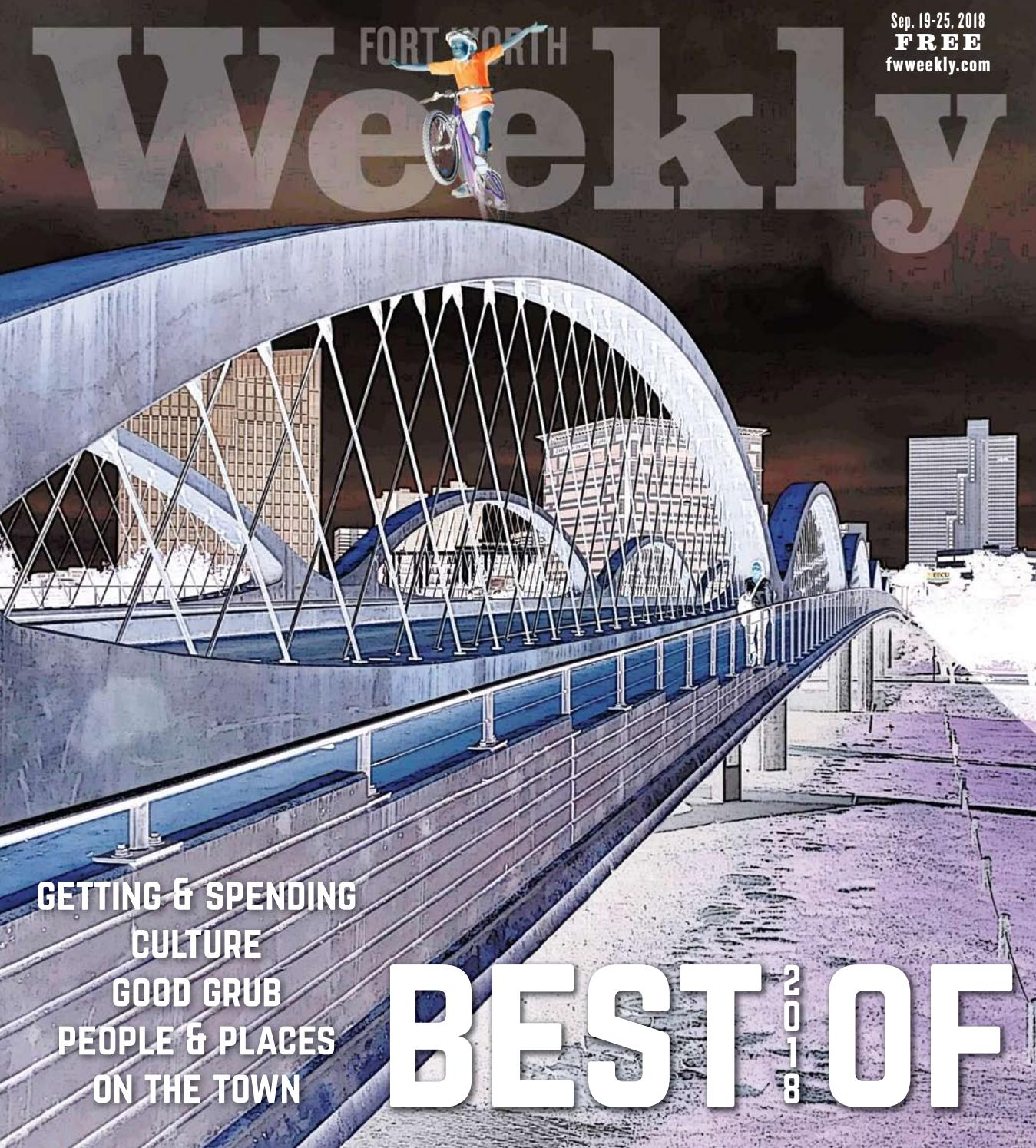 Miraculous Best Of 2018 By Fort Worth Weekly Issuu Pabps2019 Chair Design Images Pabps2019Com
