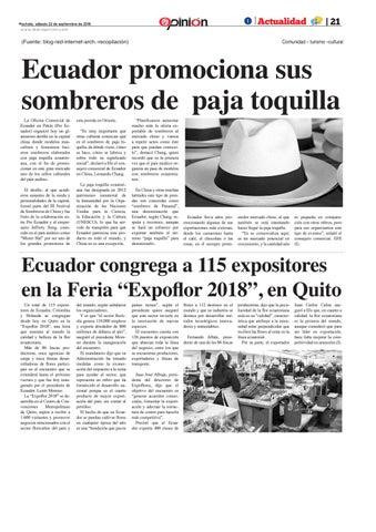 impreso 22 09 18 by Diario Opinion - issuu 6249a6870e7