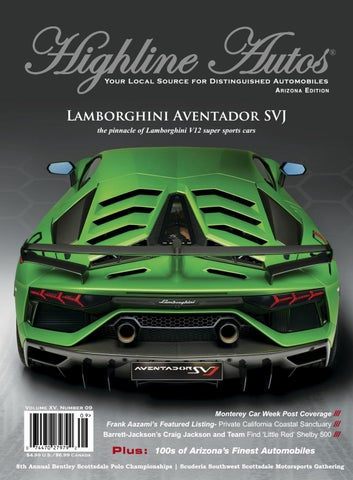 Highline Autos Volume XV, Number 09 by highline-autos - issuu
