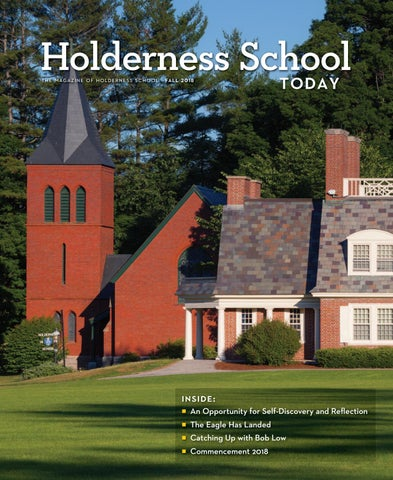 Holderness School Today Fall 2018 By Emily Magnus Issuu