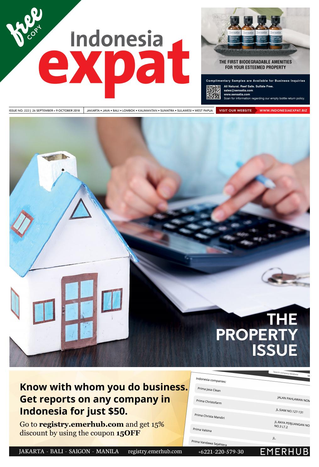 Indonesia Expat - issue 222 by Indonesia Expat - issuu