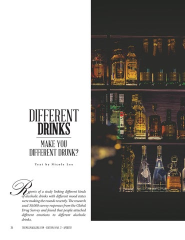 Page 20 of Different Drinks Make You Different Drunk?