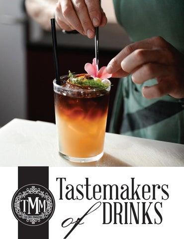 Page 52 of Tastemakers of Drinks
