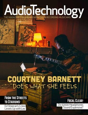 AudioTechnology App Issue 50 by Alchemedia Publishing - issuu