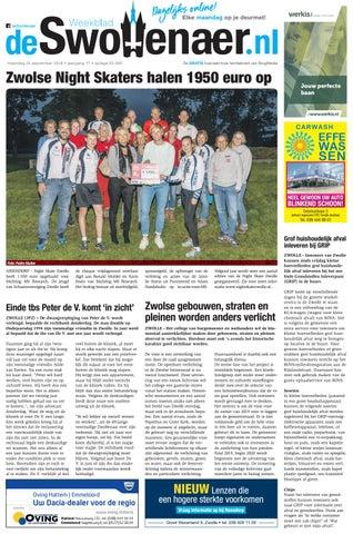 3e4156ae7a0 De Swollenaer by BrugMedia B.V. - issuu