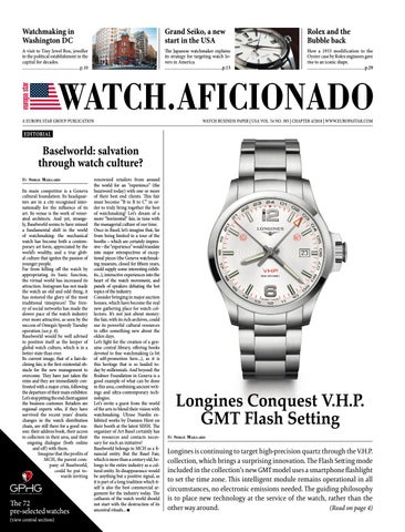 WATCH AFICIONADO 4-18 by Europa Star HBM - issuu 16c46a6118