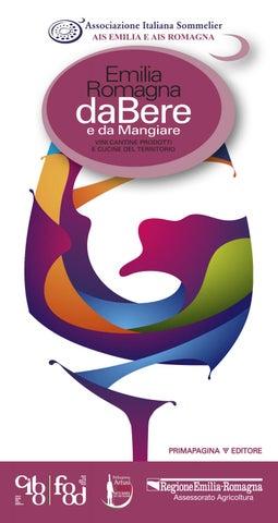designer fashion 42d96 d51cc Emilia Romagna da Bere e da Mangiare 2018/2019 by Anna ...