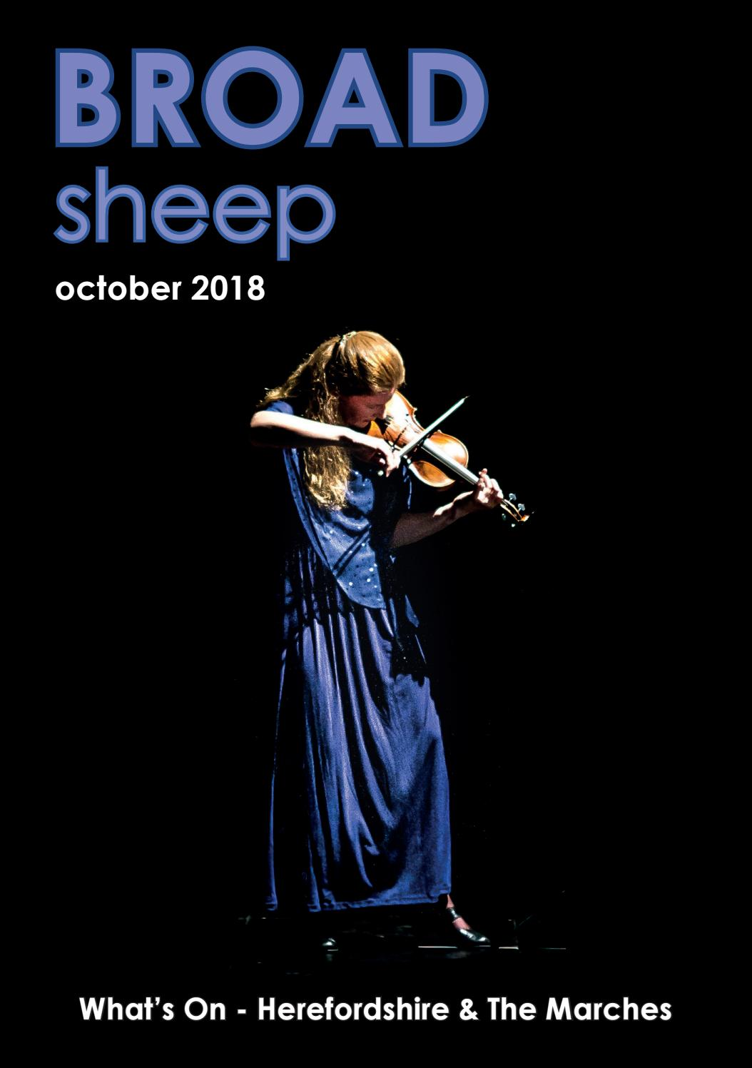 Broad Sheep October 2018 by Broadsheep - issuu a574df6d98df