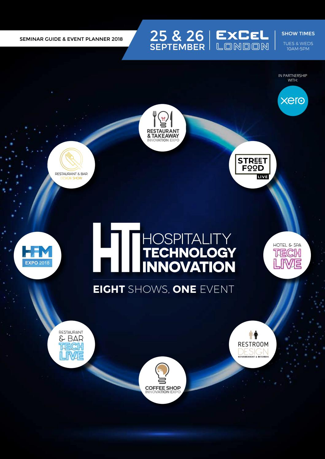 Hospitality Technology Innovation 2018 By Prysm Group Issuu