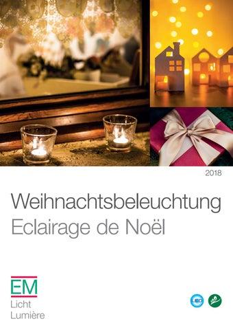 Weihnachtsbeleuchtung Mit Timer.Weihnachtsbeleuchtung 2018 By Dorfstromer Issuu