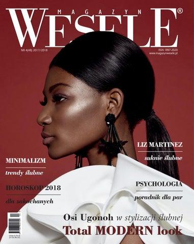 3724a7f2e3 MAGAZYN WESELE 4 (48) 2017 2018 by Magazyn Wesele - issuu