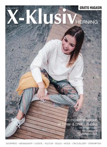 eb4cf14f919 X-Klusiv Herning - #32 2018 by TINX/DK A/S - issuu